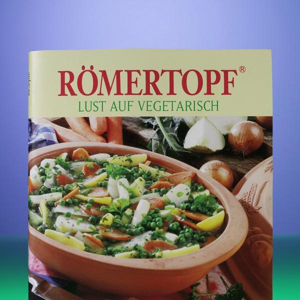 Römertopf Lust auf Vegetarisch