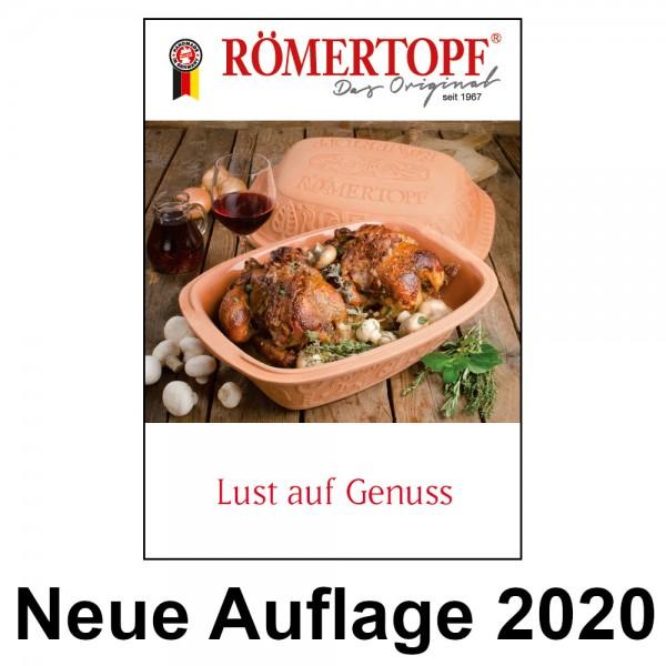 Römertopf Kochbuch Lust auf Genuss