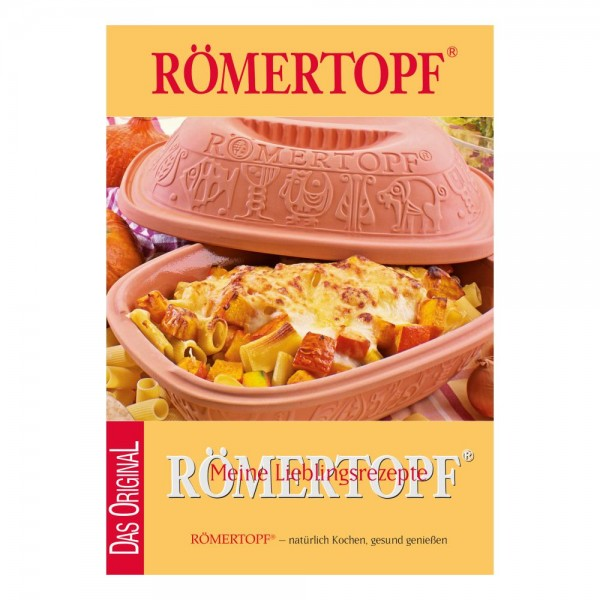 Römertopf Meine Lieblingsrezepte Kochbuch