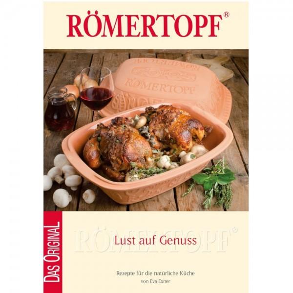 Römertopf Lust auf Genuss Kochbuch